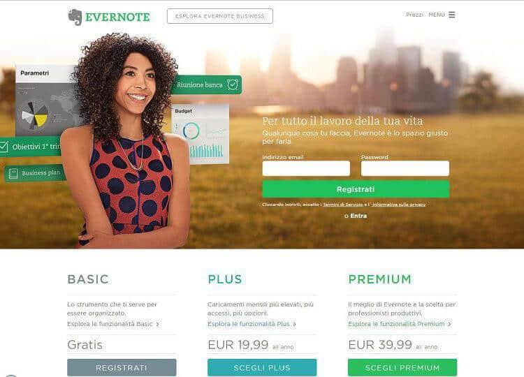 Evernote-unique-value-proposition
